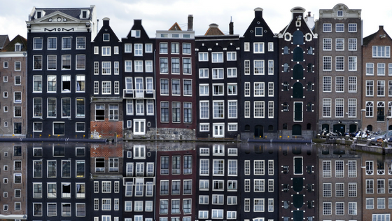 Van life Amsterdam